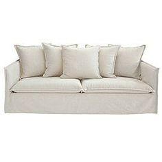 Seating - Z Gallerie - Graham Slipcovered Sofa - sofa