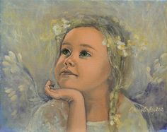 Purchase framed prints from Dorina Costras. All Dorina Costras framed prints are ready to ship within 3 - 4 business days and include a money-back guarantee. Jesus Painting, Painting For Kids, Children Painting, Angel Artwork, Angel Cards, Angels In Heaven, Art Themes, Art Pages, Paintings For Sale