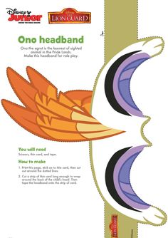 http://disneyjunior.disney.co.uk/the-lion-guard/makes/ono-headband