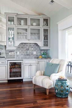 built-in buffet | Amy Tyndall Design