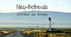 Nieu-Bethesda lê weggesteek in Suid-Afrika se mooie Karoo! Afrikaans, Cape, Road Trip, Wildlife, Africa, Mountains, Amazing, Places, Travel