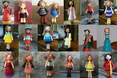 More quilled people