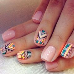 101 Classy Nail Art Designs for Short Nails Crazy Nails, Fancy Nails, Love Nails, Diy Nails, How To Do Nails, Pretty Nails, Style Nails, Gorgeous Nails, Glitter Nails