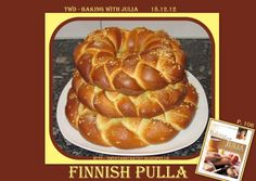 Sweet and That's it: The Wonderful World of Braiding - ll Magnifico Mondo Degli Intrecci Baking With Julia, Wonders Of The World, French Toast, Yummy Food, Breakfast, Sweet, Breads, Recipes, Morning Coffee