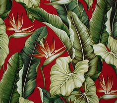 the look of the dramatic tropical curtains, large scale design, Tropical leaves Tropical Curtains, Tropical Bedding, Tropical Bedrooms, Tropical Decor, Tropical Fabric, Tropical Pattern, Shibori, Inchies, Tropical Furniture