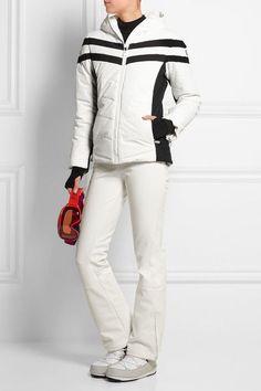Fusalp - Tipi Stretch-scuba Ski Pants - White Ski Pants e6dc5a7f33083