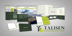 We worked with Talisen Construction Corp. to create a brand that reflects their professionalism and expertise, designing a new logo, creating a custom website and supporting our efforts with custom business cards and mailings. Custom Website, Custom Business Cards, Small Business Marketing, Creating A Brand, Case Study, Construction, Branding, Technology, Logo