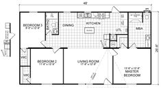 Redman Manufactured Homes Floor Plans . Manufactured Homes Floor Plans, Manufactured Homes For Sale, Double Wide Home, Colonial Heights, 3 Bedroom Floor Plan, Clayton Homes, Home Id, Garden Tub, Modular Homes
