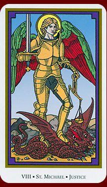 Justice - St. Michael the Archangel