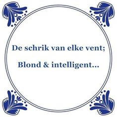#blond #intelligent