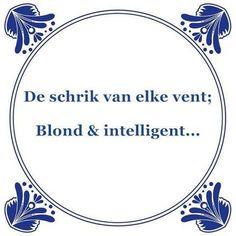 #blond #intelligent