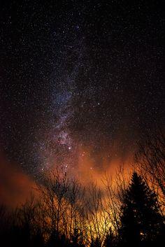'Celestial' by Thomas-Koidhis #stars #night sky