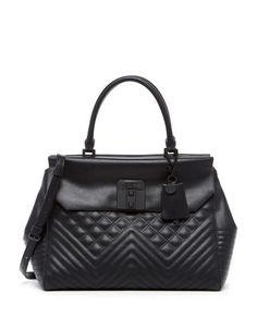 Live life in the chic lane with GUESS s fashion-forward Rebel Roma satchel. 40c70f67f0