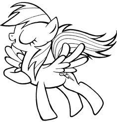 115 En Iyi My Little Pony Boyama Goruntusu Boyama Sayfalari My