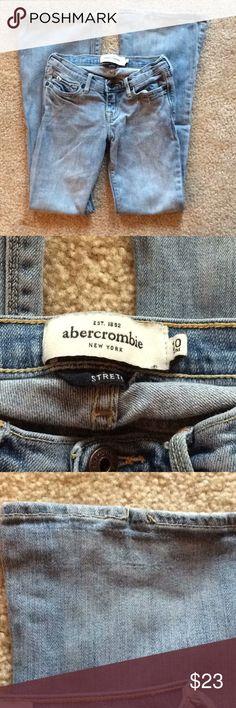 Abercrombie Mackenzie 10 slim jeans flare stretch 10 slim abercrombie kids Bottoms Jeans
