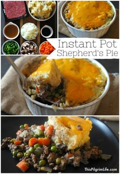 Rich and filling Instant Pot shepherd's pie! No heating up your kitchen or cleaning upmultiple pots and pans! The links below may be affiliate links, meaning I earn a small compensationat no extra cost to you.See my full disclosure policy here. This post is a long time coming, but I'm so happyto be republishing this [...]