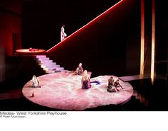 Medea. West Yorkshire Playhouse. Design by Ruari Murchison.