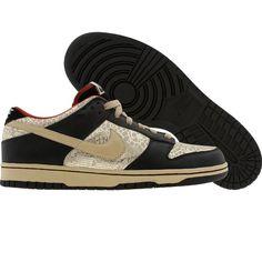 check out 2df5f 05662 Nike Women Dunk Low Premium (black  linen  terra cotta) 313600-021 -  84.99