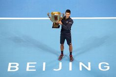 Novak Djokovic wins the China Open for the fifth time and remains unbeaten in Beijing