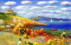 Town of Venice William James Glackens (1870-1938 ...