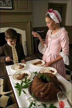 """Those old recipes from Williamsburg """"History is Served"""" with an index to colonial recipes"""