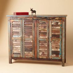 COLOR STORY SIDEBOARD