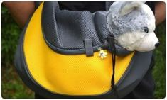 Dog Carrier Backpack Sling for Small Dogs