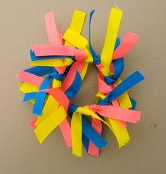 Knotted Ribbon Pony O