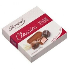 Classics are a perfect gift or a sneaky treat for yourself! Timeless favourites including caramel, fudge, fruit and nut centres covered in milk, dark and white chocolate.
