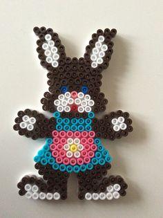 Easter Bunny hama beads