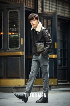 I was so tempted to put this in Gorg. Im so miserable without a beauty like him. Seo Kang Joon - T.I For Men