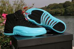 56f38bd94fa2 Super Max Perfect Jordan 12 Gamma Blue(with original carbon fiber)