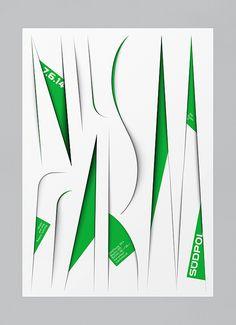 recent Swiss poster from Felix Pfäffli