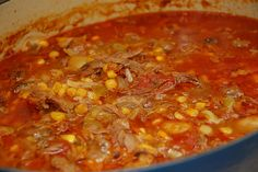 Brunswick Stew | Uncle Jack's Brunswick Stew