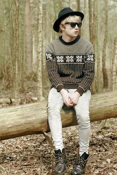 The Forest (the Cure) (by Charlieo Vandenbergio) http://lookbook.nu/look/3327807-The-Forest-the-Cure