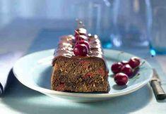 Naistenpäivän suklaa-kirsikkakakku