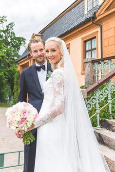 Caroline & Morten Bryllup i Bogstad Wedding Dresses, Photography, Fashion, Bride Dresses, Moda, Bridal Gowns, Photograph, Wedding Dressses, La Mode