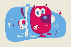 ren & stimpy by bandito design co.