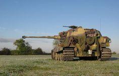 PzKpfw VI Tiger II Königstiger