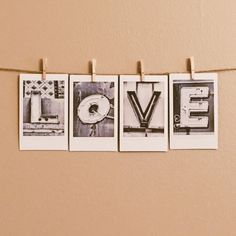 #Lovesign neon sign Instant photograph word art by NeonWordArt #teampinterest #etsy