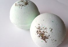 Cucumber Mint Bath Bomb by ZENful Bath Bombs Bath by ZENfulworld, $5.00