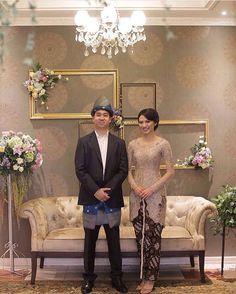Engagement decoration and kebaya inspo