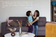 Open house - Estéfi Machado. Veja: casadevalentina.c... #decor #decoracao #interior #design #casa #home #house #idea #ideia #detalhes #details #openhouse #style #estilo #casadevalentina #livingroom #saladeestar