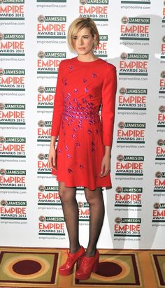 Agyness Deyn: Look of the Day