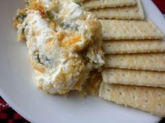 Jalapeno popper dip from the blog Recipes Happen