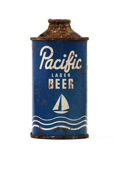 Pacific Lager Beer  Rainier Brewing Co., San Francisco