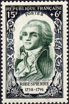 Paris, France - July Maximilien French lawyer and politician, an influential figure associated with the French Revolution. Stamp issued by French Post in , Old Stamps, Rare Stamps, Maximilien De Robespierre, Camille Desmoulins, American Born Chinese, French History, French Revolution, Small Art, Stamp Collecting