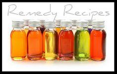 List of Essential Oil Wellness Recipes!
