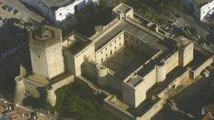 Castillo de Santiago Sanlucar de Barrameda Cadiz España