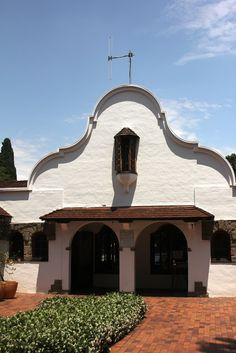 Joburg every day: Cape Dutch Architecture
